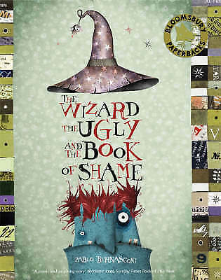 Wizard the Ugly & the Book of Shame-ExLibrary
