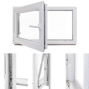 Kunststofffenster-Kellerfenster-Fenster-3-fach-Verglasung-Dreh-Kipp-ISOGLAS