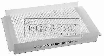 Borg /& Beck Cabina Filtro De Polen Para Kia Cee/' 1.4 77KW Hatchback