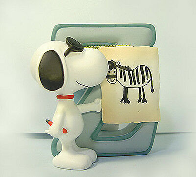 Snoopy Ornament /& Wall Hang Alphabet Letter Z