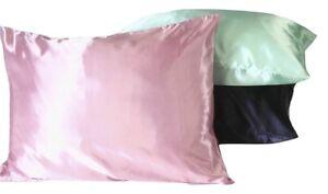 Sweet-Dreams-Silky-Satin-Pillowcase-Reducing-Hair-Breakage-Soft-Hidden-Zipper
