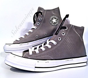 df62b040b3c288 Converse Chuck Taylor All Star 70 Hi Lunar Eclipse Grey Mens Shoes ...