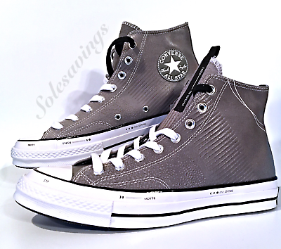 Converse Chuck Taylor All Star 70 Hi Lunar Eclipse Grey Mens Shoes Sz 160338C | eBay