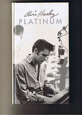 Elvis Aron Presley - Platinum - A life in music platinum 4 CD Box Set