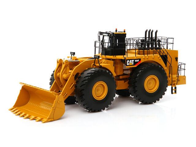 Norscot 55161 Cat 994 F Wheel Loader radlader caterpillar 1 50 neu in OVP