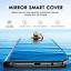 miniature 5 - SMART Miroir Clear View Flip capot de Coque Arrière Dur Samsung Galaxy S8 S9 S10 +