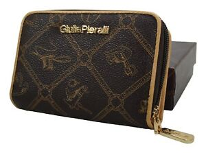 8659871b67a80 Das Bild wird geladen Damen-Geldboerse-Giulia-Pieralli-Designer-Portemonnaie -klein-Geldbeutel-