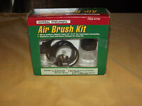 Central Pneumatic Air Brush Kit In Box