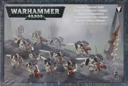 termagantenrotte the Tyranids Games Workshop Warhammer 40.000 5116 GW 40k