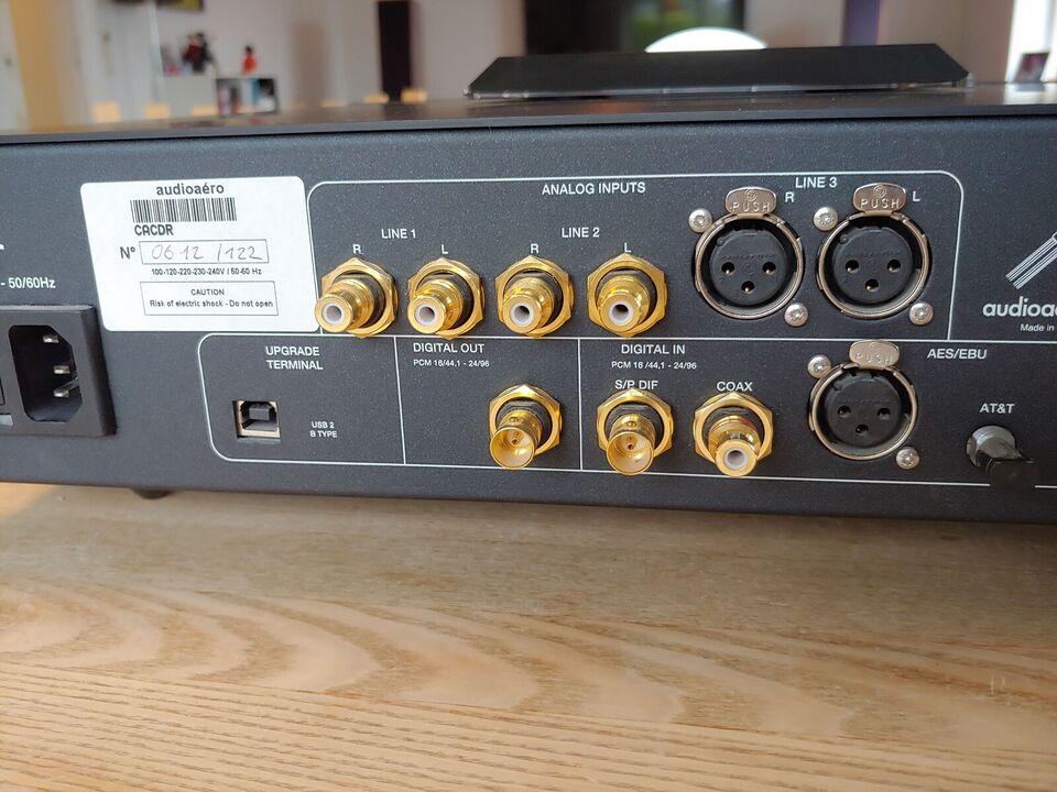 CD afspiller, Andet mærke, Audio Aero Capitole Reference