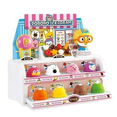 Disney Store Minnie Mouse Ice Cream Cones Playset Scoop Food Toy Kitchen Set