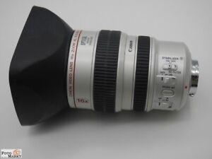 Canon-Video-Lens-16x-Zoom-XL-5-5-88mm-IS-1-1-6-2-6-fur-XL-XL1-Mini-DV-Camcorder