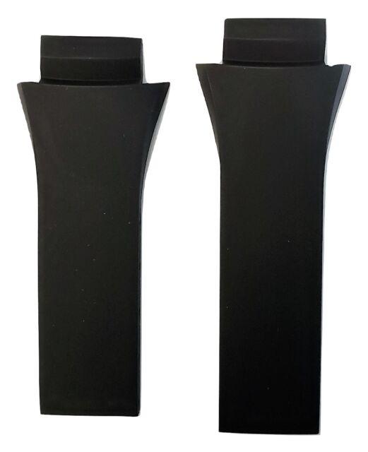 Original Tissot SAILING TOUCH Black Rubber Watch Band Strap Fits T056420A