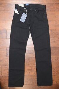 ff620e21 Polo Ralph Lauren Men's Classic 867 Classic Fit Black Denim Jeans ...