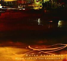 PETER ANDERSSON (Raison D'Etre) Music for Film II CD Digipack 2010