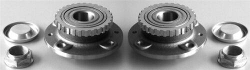 29 Teeth Peugeot Partner 2002-2011 Rear Wheel ABS Hub Bearing Pair