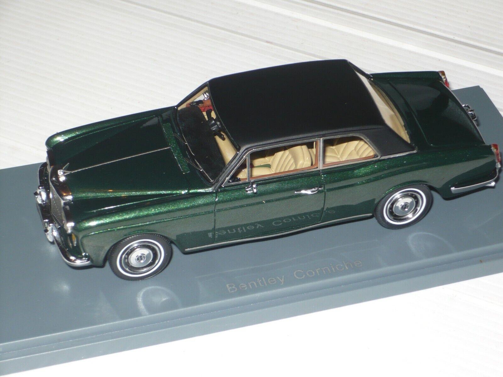 Bentley corniche 1 43 dans sa boite neo