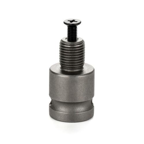 1//2Inch Keyless Adapter Hex 1.5-13mm Shank Driver Impact Screwdriver Drill Hot