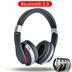 casque-sans-fil-Bluetooth-casque-pliable-stereo-ecouteurs-de-jeu-avec-Microphone