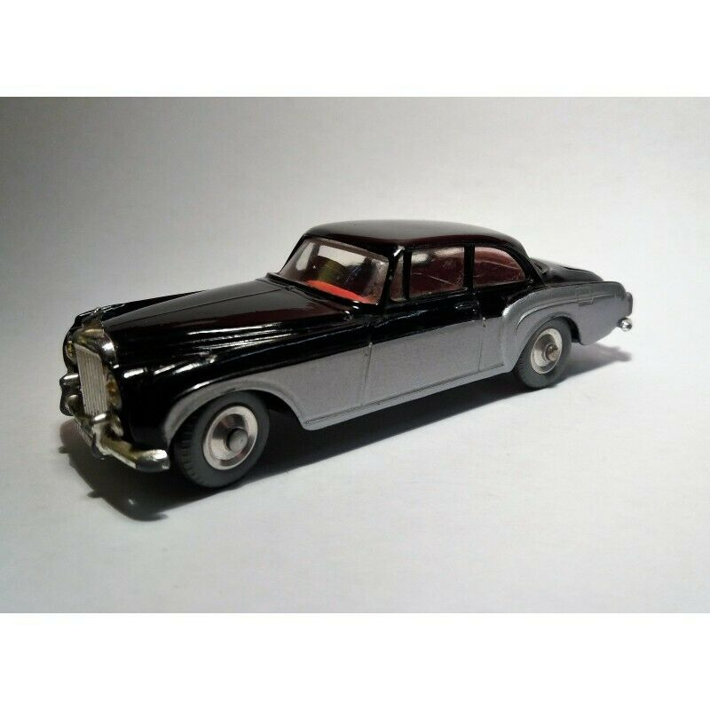 CORGI TOYS 224   BENTLEY CONTINENTAL SPORT SALOON ESCALA 1 43 (Año 1961) MC43228
