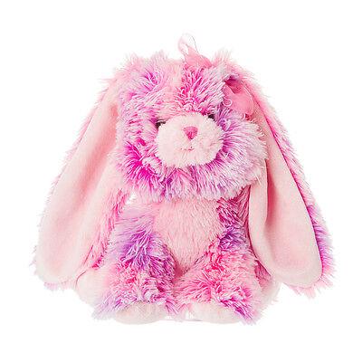 "Peeps Bunny Rabbit Stuffed Plush Easter Purple 9/""  NWT"
