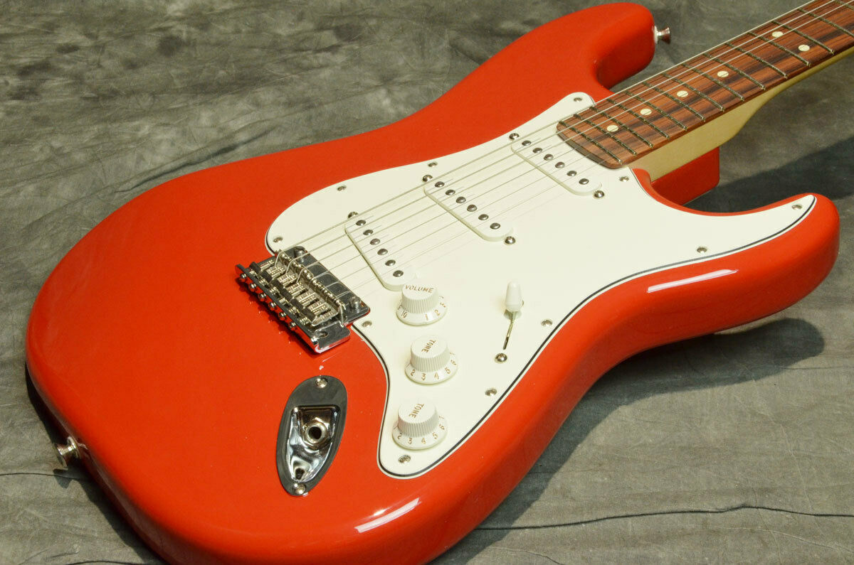 Fender Player Series Stratocaster Sonic rot Japan beautiful popular EMS F S