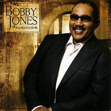 The Ambassador (CD) by Bobby Jones (SEALED, NEW) Shelf GS 2