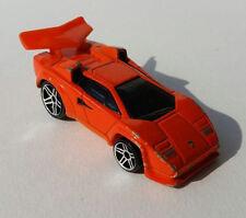Hot Wheels Lamborghini Countach Mattel Speed Machines Macchina Car Vintage