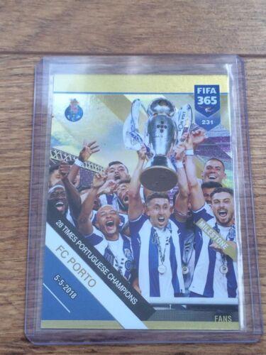 FC Porto 2019 PANINI ADRENALYN XL FIFA 365 Milestone avec code #231