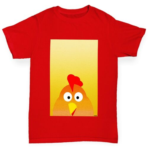 Twisted Envy Boy/'s Spring Chicken Premium Cotton T-Shirt