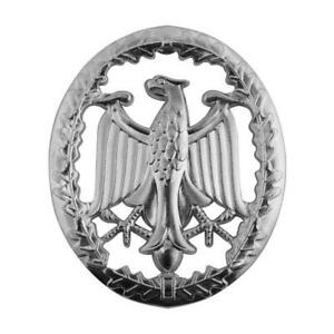 NEW-GAFPB-SILVER-German-Armed-Forces-Proficiency-Badge-Free-Shipping