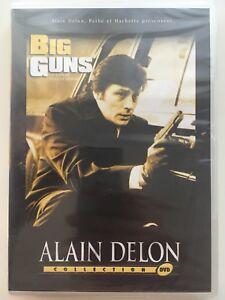 Big-guns-DVD-NEUF-SOUS-BLISTER-Alain-Delon-Richard-Conte-Roger-Hanin
