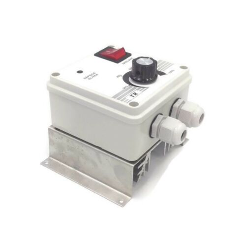 10A 2000W Extractor Fan Speed Controller Ventilators Blowers Regulator