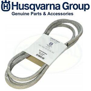 Husqvarna-532197253-Genuine-OEM-Deck-Drive-Belt-Ariens-AYP-Roper-Sears-197253