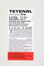 Tetenal Compactline C-41RA / CN-16FA, Fixierbad und Regenerator