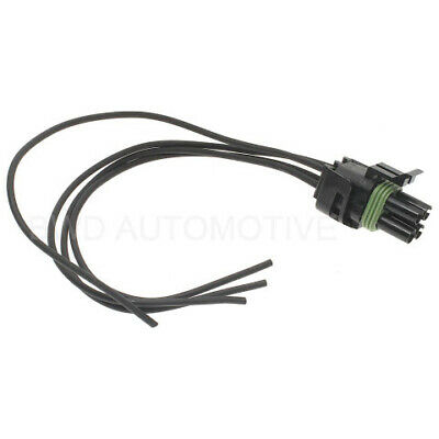 Fuel Injected Standard Motor Products S663 Idle Air Control Valve Connector
