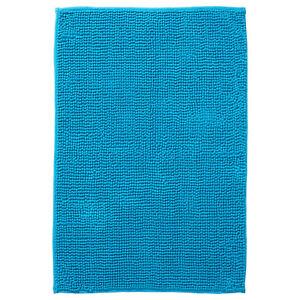 Ikea Toftbo Tapis De Bain Douche Turquoise 40 X 60cm Nattes Ebay