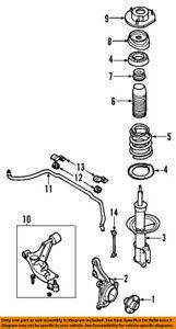 GM OEM Stabilizer Sway Bar-Rear-Stabilizer Bar Clamp 15697708