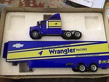 RCCA Members Only Dale Earnhardt Sr Wrangler Hauler/ Transporter 1/64 Scale 1994