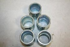 "(5) 1 1/2"" RIGID CONDUIT NO THREAD COUPLING  NT2764   NEW"