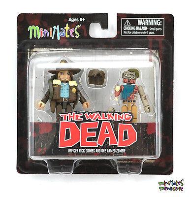 Walking Dead Minimates série 1 One-armed zombie