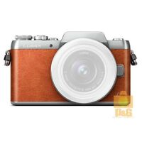 Panasonic Dmc-gf8 Gf8 Digital Camera Body Only / Orange / Pal