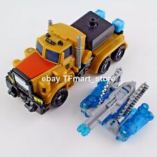 Transformers Power Core Combiners PCC Huffer w/ Caliburst Targetmaster