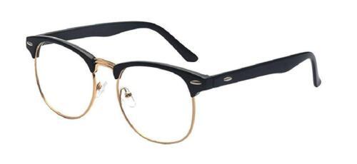 Retro Vintage style Reading Glasses for Women Men Classic Half Frame Clear Lens