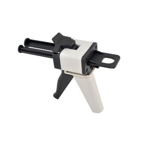 10:1 / 4:1 50ml Dental Impression Mixing Dispensing Universal Dispenser Gun a+