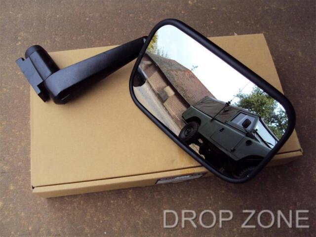 """NEW Mirror Arm & 7""""x 5"""" Head Land Rover 90/110/ Defender P/N:MTC5217 L/H R/H"""