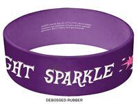 My Little Pony Twilight Sparkle Cutie Mark Rubber Licensed Bracelet Wristband on sale