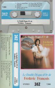 Frederic François Le Double D'or cassette K7 tape 747 label
