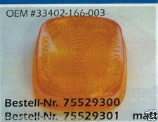 Honda MB 50 S/mb 5 AC01 - Deckglas für blinker - 75529300