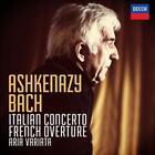 Italienisches Konzert & Französische Ouvertüre von Vladimir Ashkenazy (2014)